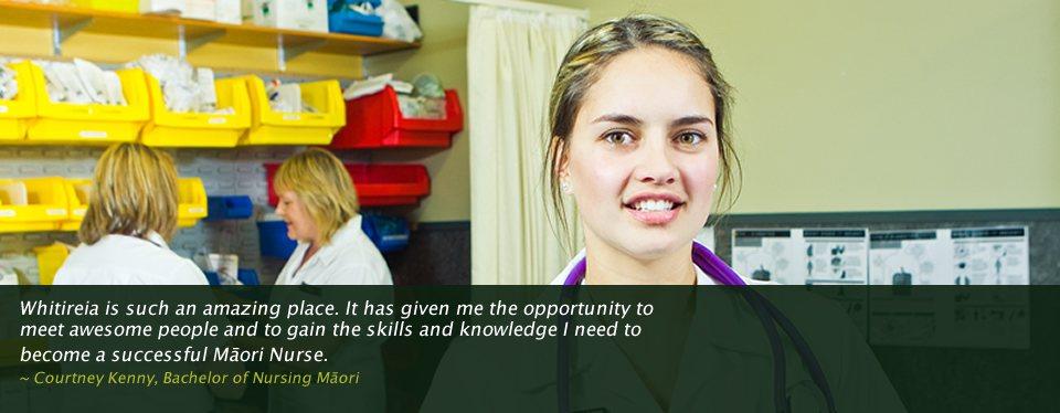 Whitireia New Zealand— Отзывы студентов
