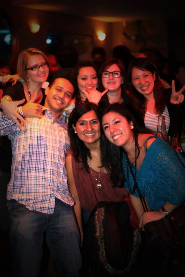 Queens Academic Group— студенческая вечеринка