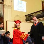 Regent International Education Group — Церемония вручения дипломов