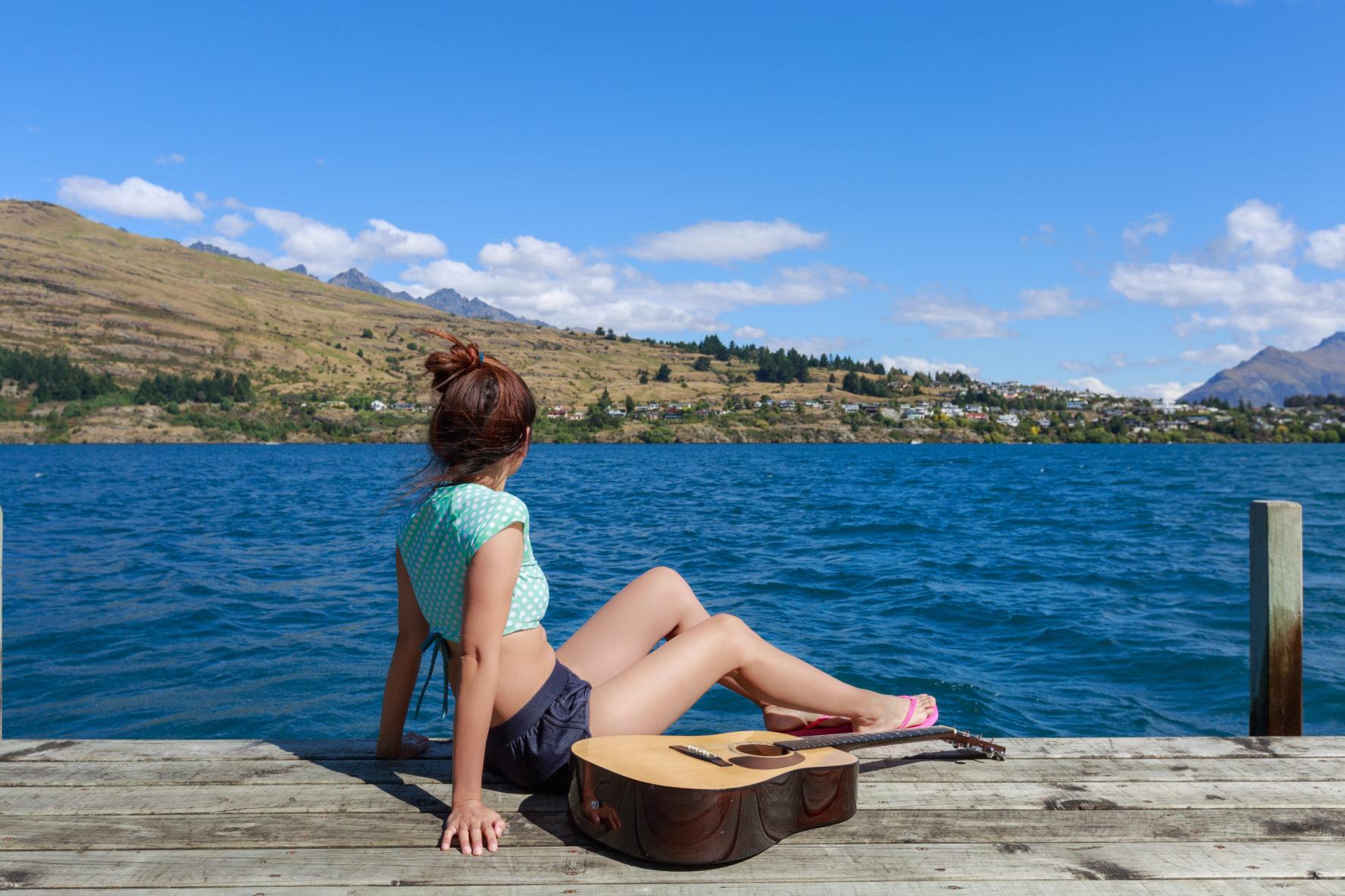 Прекрасная Новая Зеландия